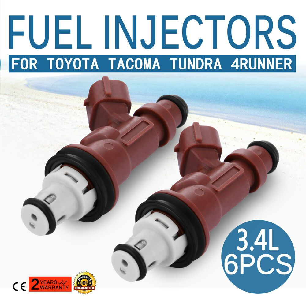 eBay #Sponsored Fuel Injectors For Toyota Tacoma 4Runner