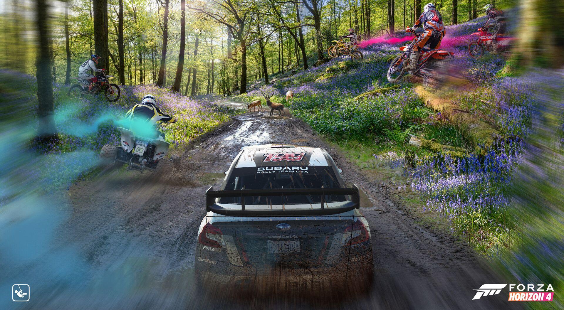 Forza Horizon 4 Alfa Romeo Stelvio Quadrifoglio 2018 Gameplay