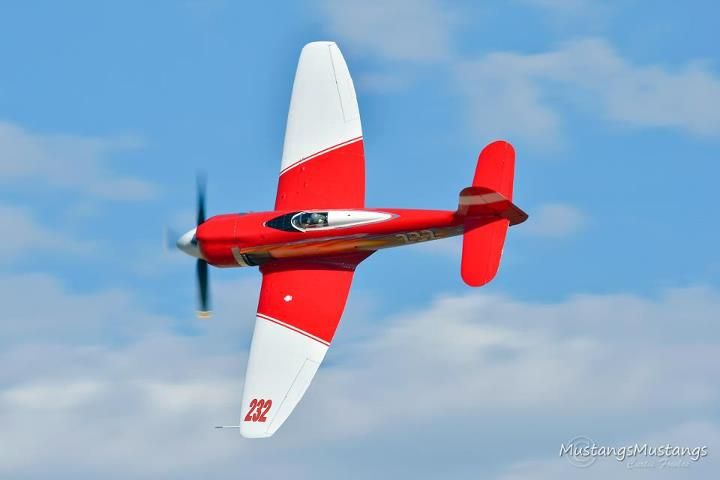 232 September Fury #RenoAirRaces
