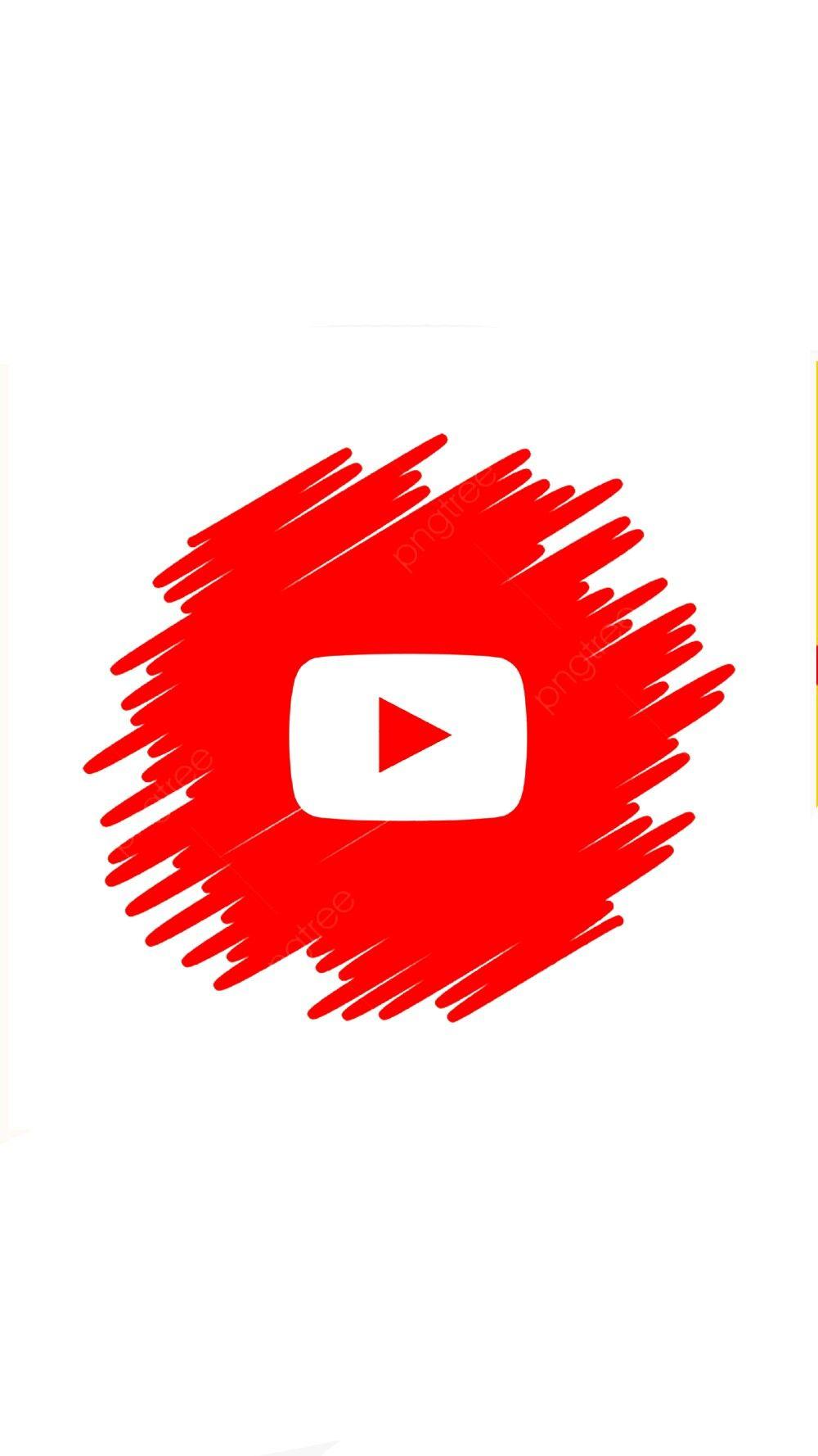 Youtube Brush Wallpaper Youtube Logo Youtube Video Ads Youtube Logo Png