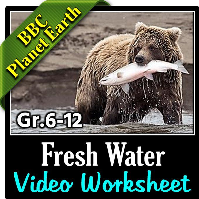 planet earth fresh water video questions worksheet editable bbc planet earth worksheets. Black Bedroom Furniture Sets. Home Design Ideas