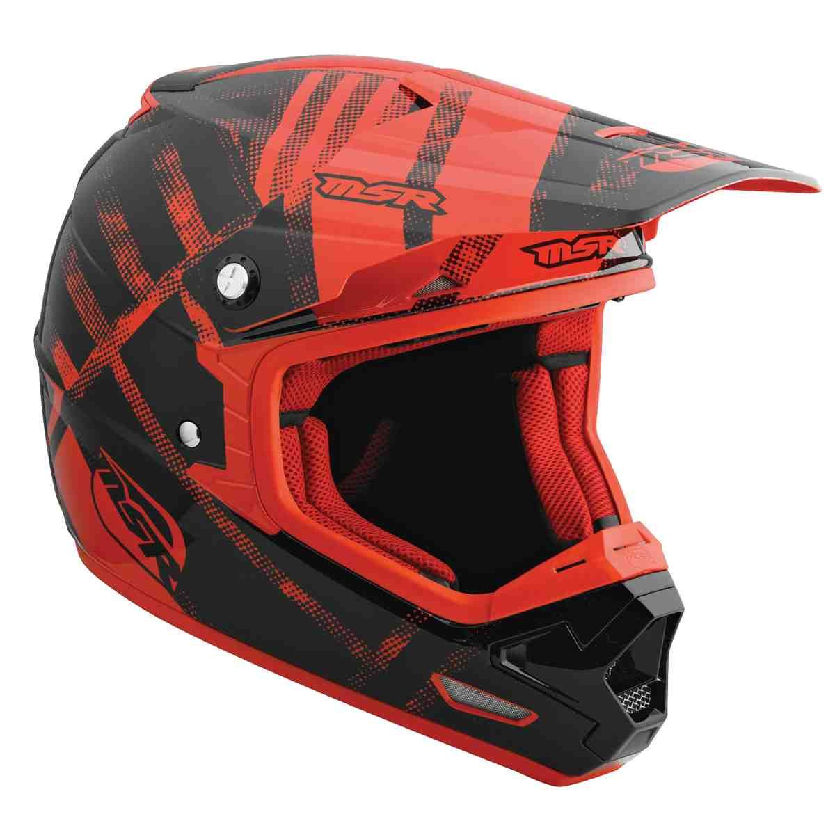 Red Dirt Bike Helmets Dirt Bike Helmets Bike Helmet Dirt Bike Gear