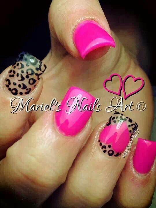 Pin By Leah Mchenry On Nailed It Nails Valentines Nails Nail Designs