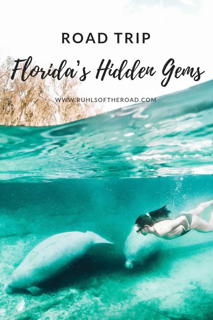 Road Trip Through Florida's Hidden Gems - Ruhls of the Road -   13 travel destinations Florida trips ideas