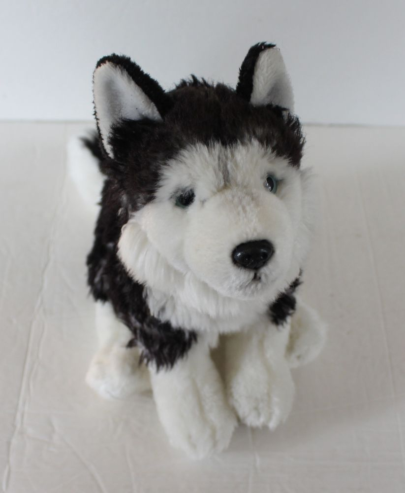 Webkinz Signature Siberian Husky Stuffed Animal Plush Only Ganz