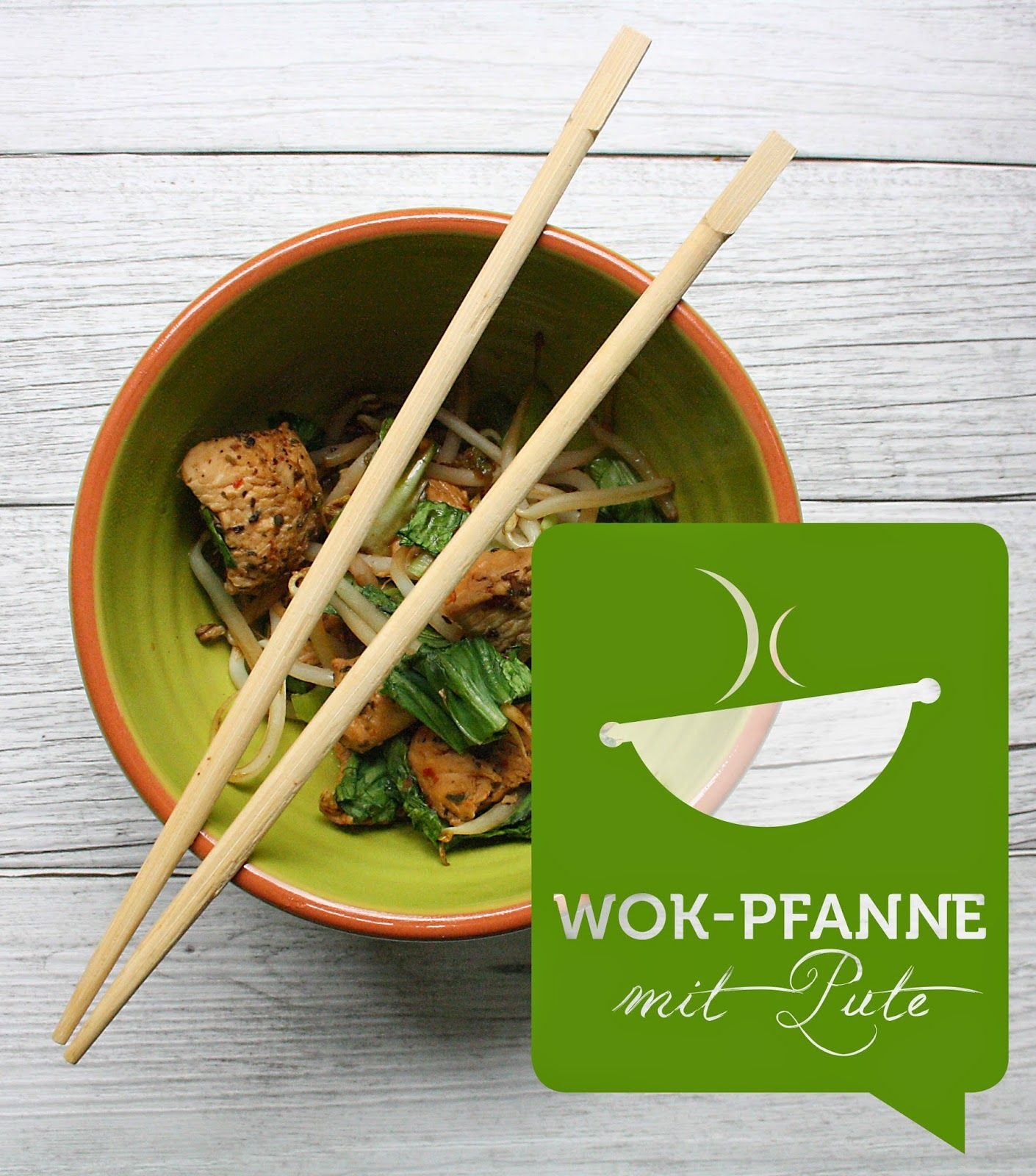 #asia #wok #pute #soja  http://pottkost.blogspot.de/2014/03/asia-pfanne.html