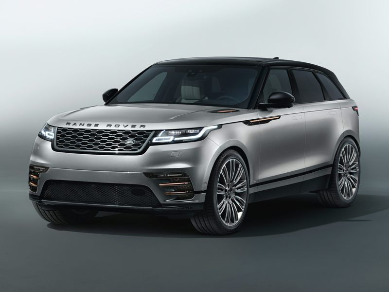 Research The 2018 Land Rover Range Rover Velar Msrp Invoice Price