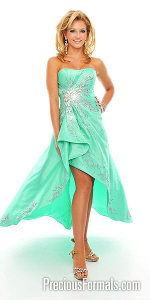 This Would Be A Fun Colorful Dress3 Dresses Pinterest Prom