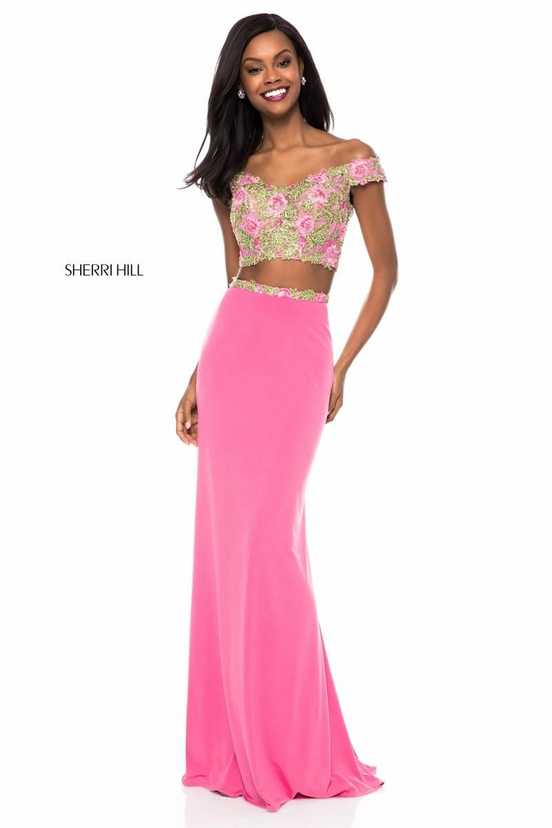 Sherri Hill 51951 - Formal Approach Prom Dress | Sherri Hill Dresses ...