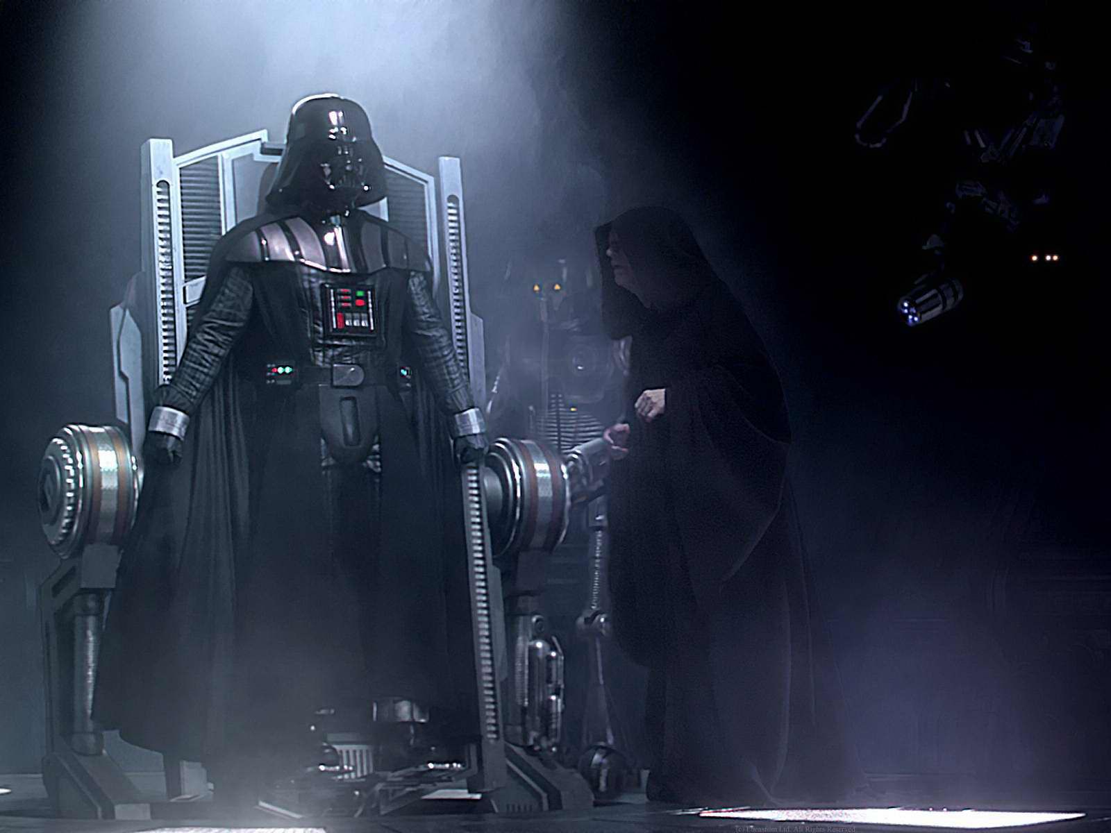 Birth Of Vader With Images Star Wars Wallpaper Star Wars