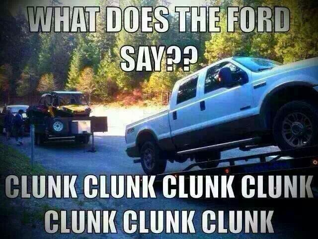 Yes Because Fords Are Found On Road Dead Ford Humor Ford Jokes