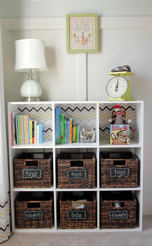 Greyson S Nursery Decor Fix Baby Storage Baby Organization Nursery Storage