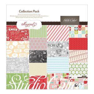 Studio Calico Magical 12x12 Paper Pack - New!