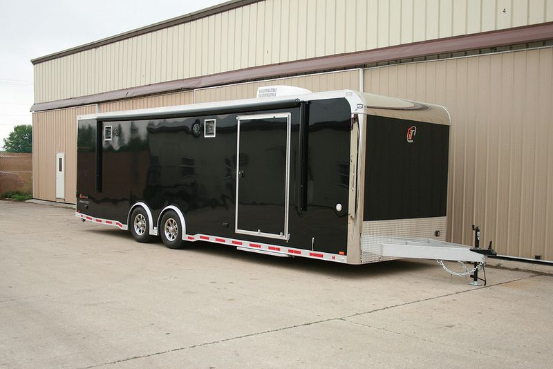 28 Intech Trailers Race Car Trailer The Icon Series Is A