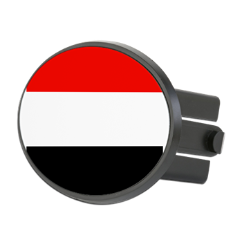 Yemen Oval Hitch Cover