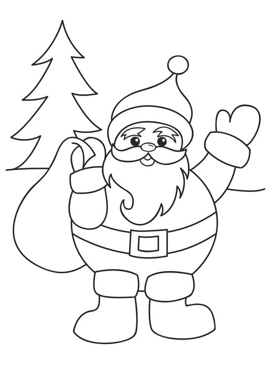Printable Christmas Coloring Pages Printable Christmas Coloring