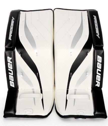 Bauer Prodigy Youth Goalie Leg Pads $139 99 | Products | Sneakers