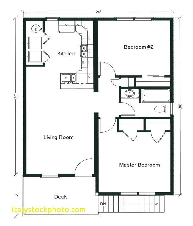 Home Design Smallhouse: 2 Bedroom Bungalow House Plan And Design