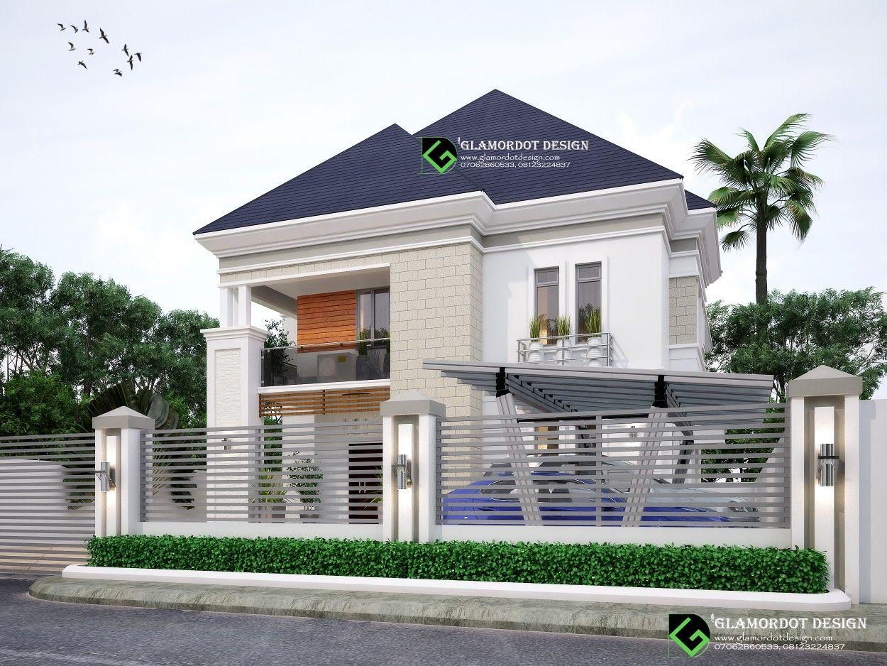 94e8faa4947a4f7ec8aec6bc76f6f8e8 - 22+ Modern Style Dream House Modern Duplex House Designs In Nigeria Pictures