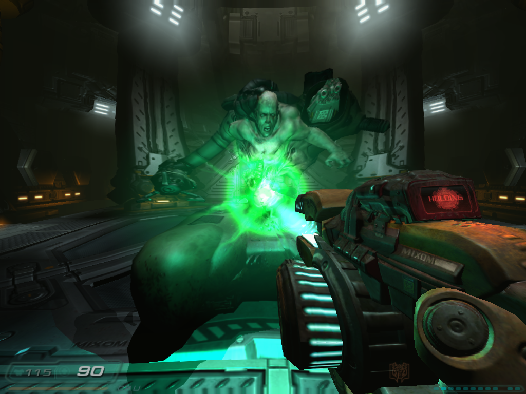 CstDoom3 Is A Mod For Doom 3 That Comes With Various Gameplay Improvements Enhancements