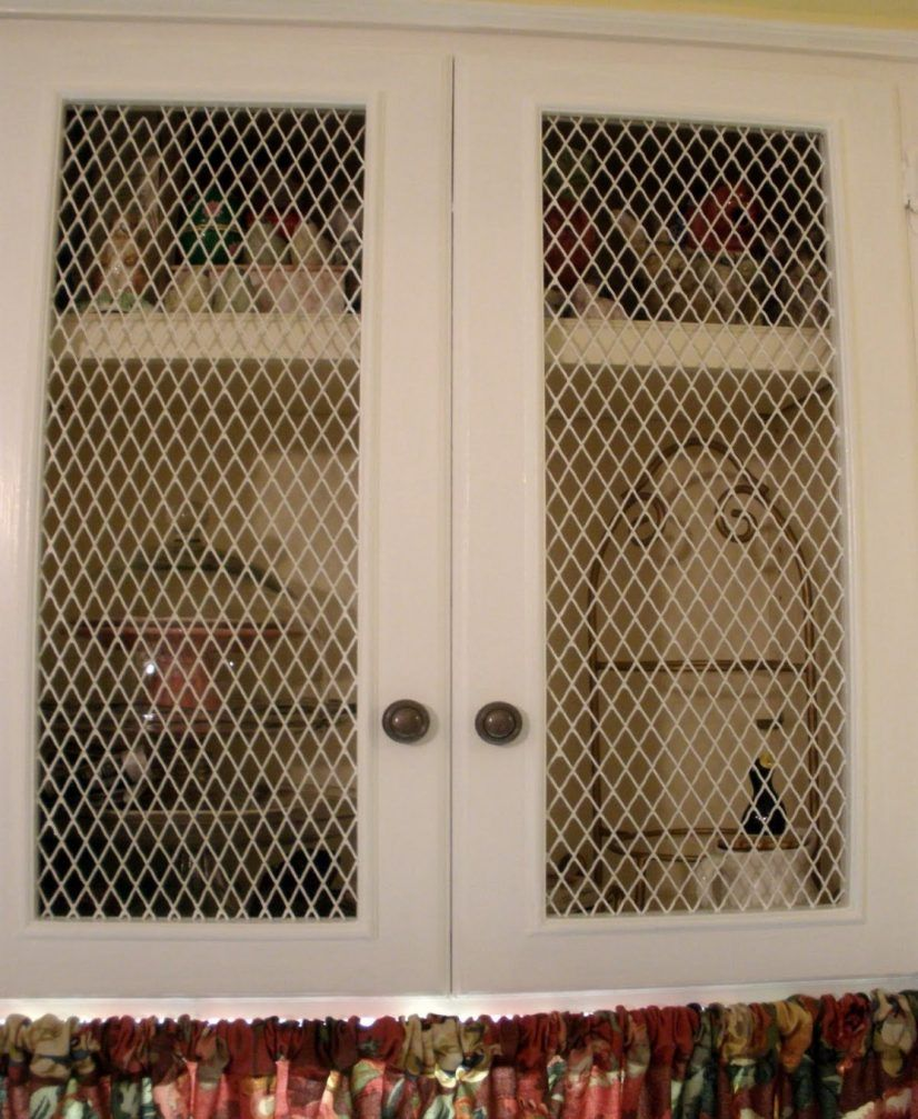 Kitchen Cabinets Stylish Ideas For Cabinet Doors Chicken Wire Cabinets Cabinet Doors Kitchen Cabinet Doors