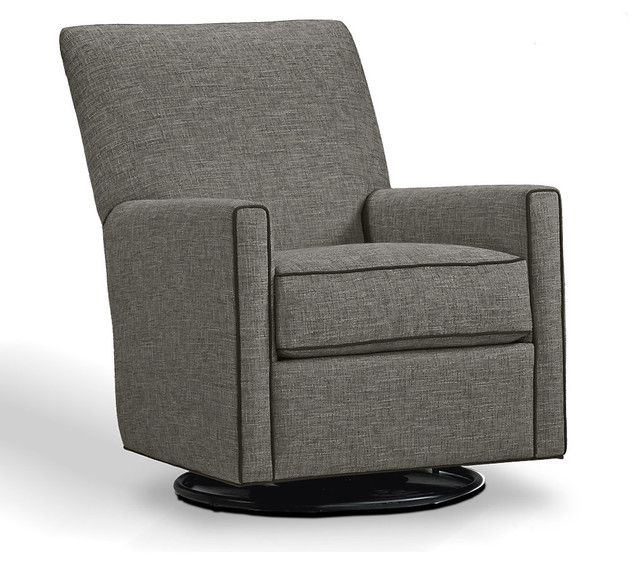Lucy Swivel Glider Chair 1275 By Younger Furniture Modern Chairs