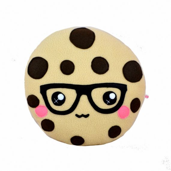 Cute cookie cartoon