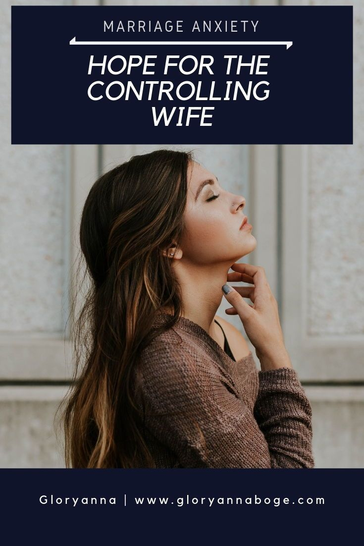 A Letter to My Husband from Your Controlling Wife
