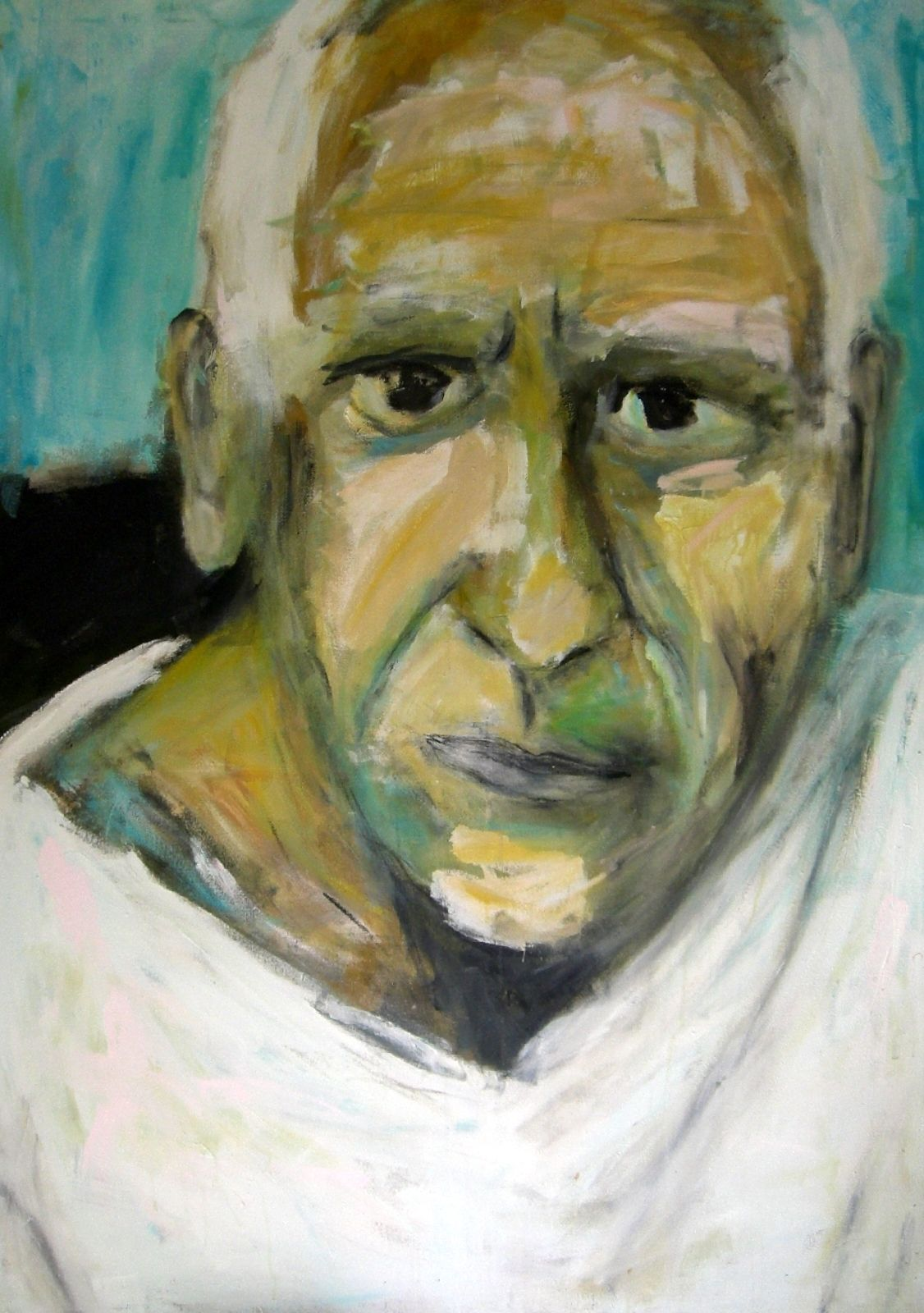 Pablo Picasso by Vera Christians