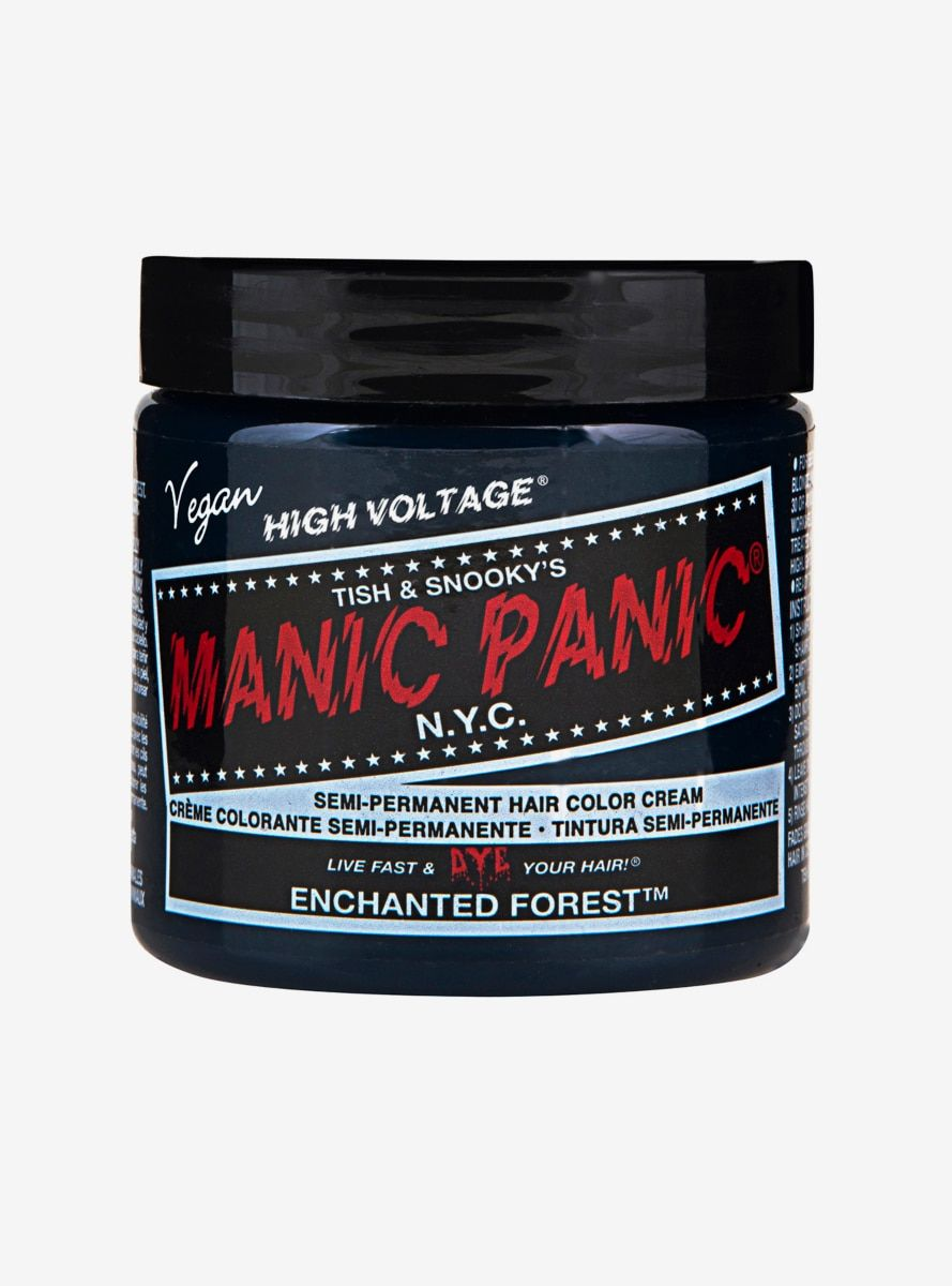 Manic Panic Enchanted Forest Classic High Voltage Semi Permanent Hair Dye Gallery