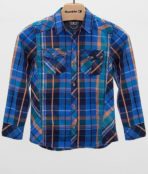 Boys - BKE Sawyer Shirt
