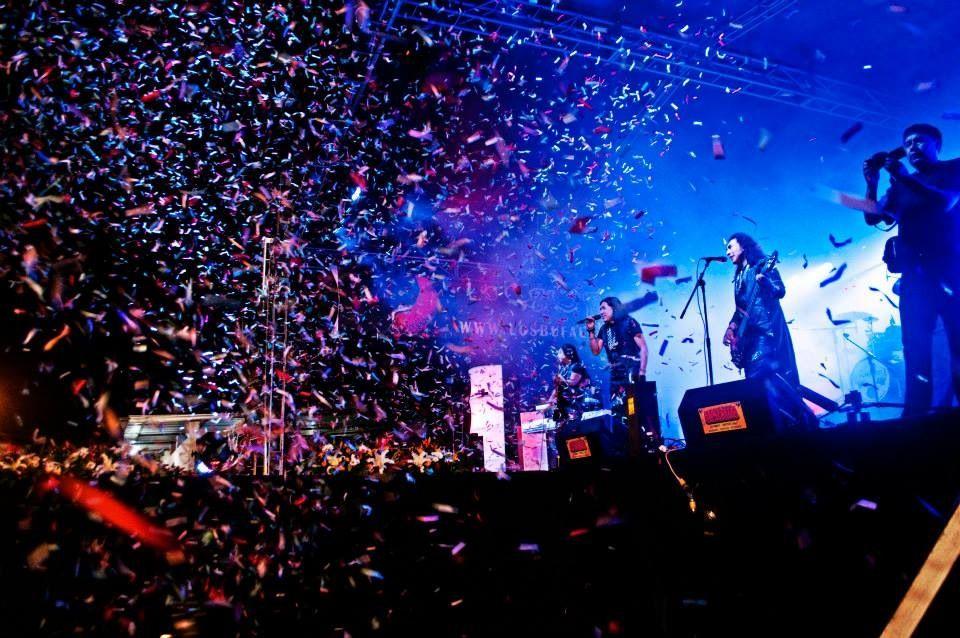 Concert   Los Búfalos Ecuador   Events  