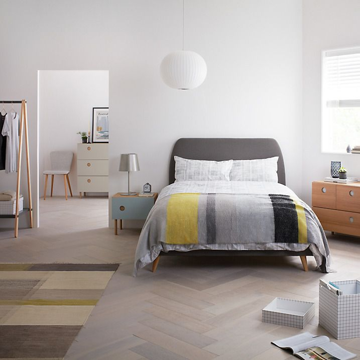 Bedroom Curtains John Lewis Home Depot Bedroom Colors Macys Bedroom Sets Japan Bedroom Decor: Buy Rikke Frost For John Lewis Spot Bedroom Range