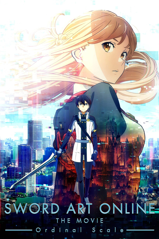 Sword Art Online The Movie Ordinal Scale (Dengan gambar
