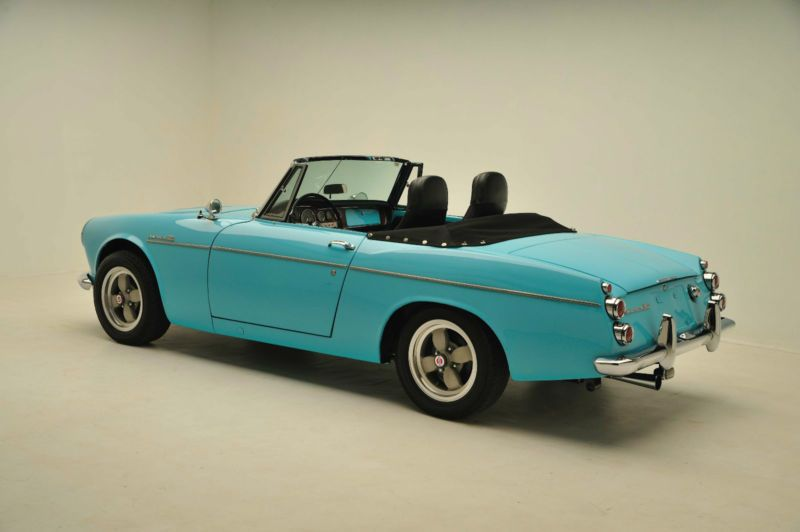 1967 Datsun Roadster 1600 Fairlady Datsun Roadster Alfa Cars Datsun