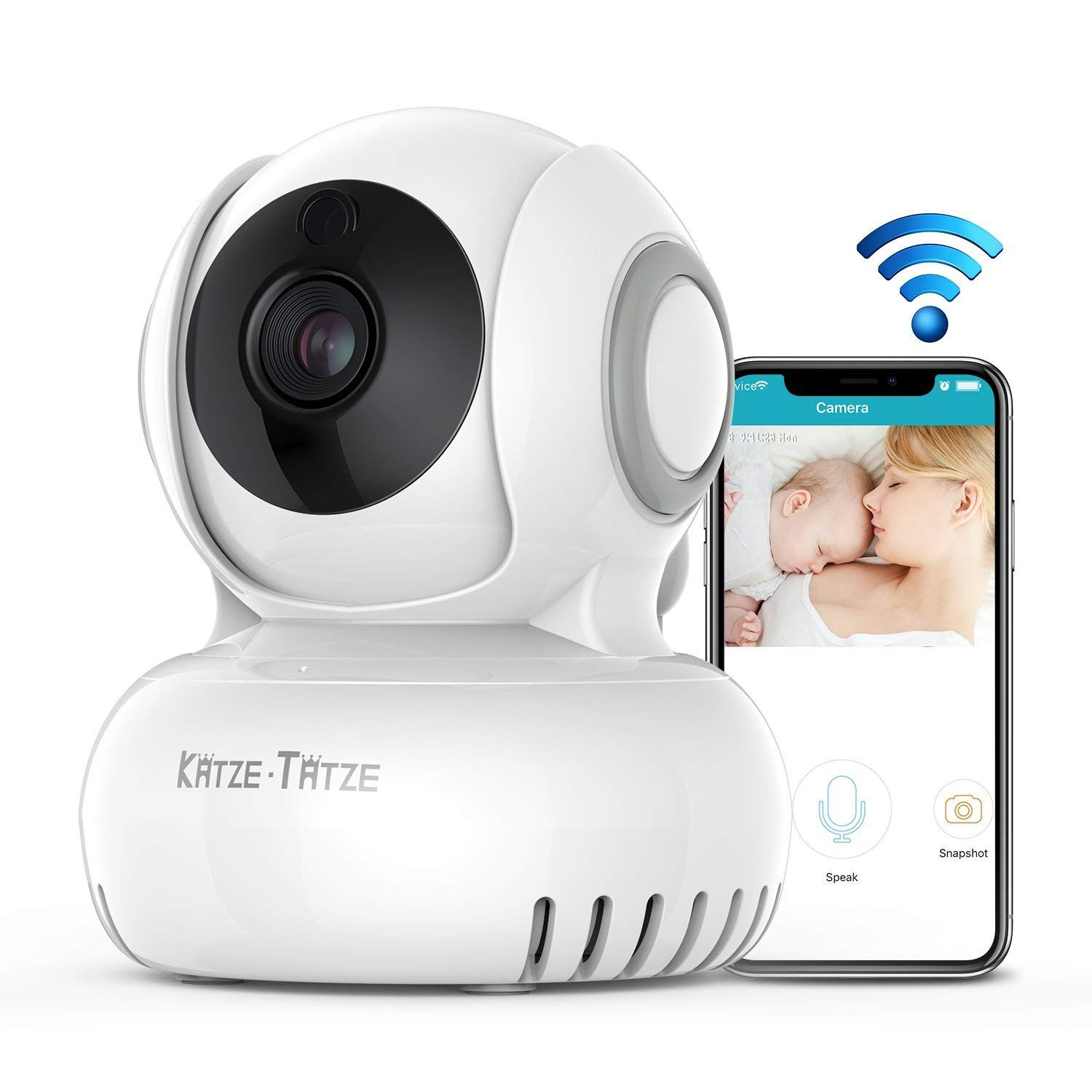 Wow! What a great buy! This camera works very well, is