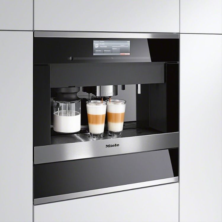 Whether You Decide To Buy A Built In Or A Countertop Coffee