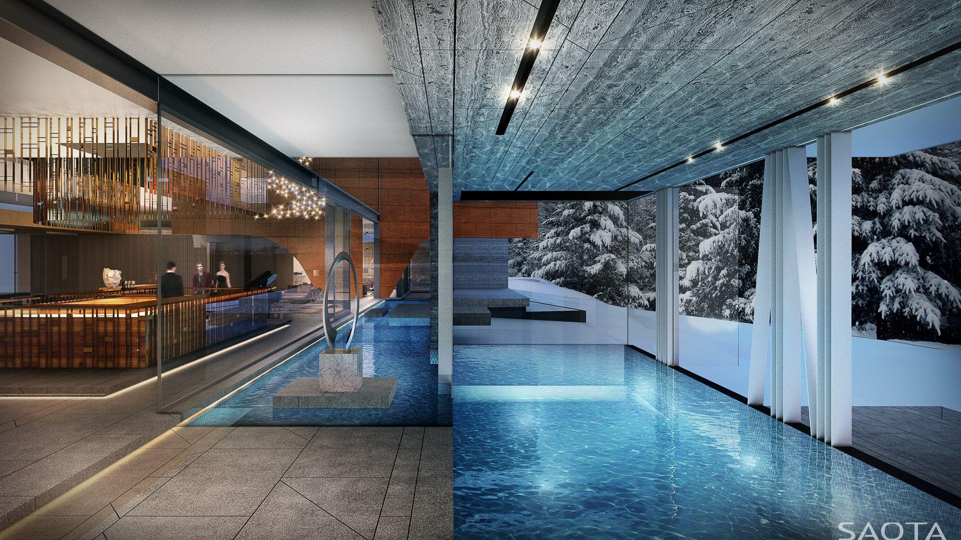 RU BARVIKHA - SAOTA Architecture and Design | saota | Pinterest ...