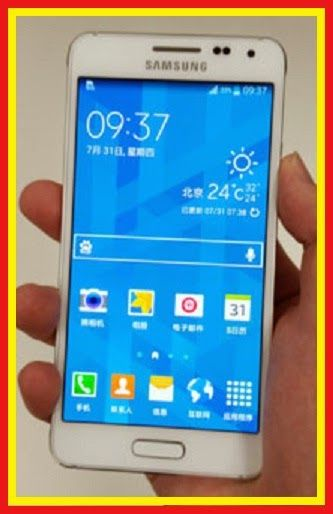 Harga Hp Samsung Galaxy Alpha Memang Bukanlah Yang Paling Tinggi