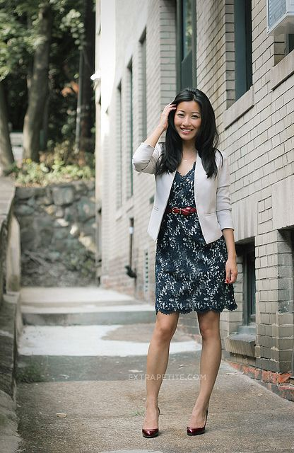 The style I think I have, but don't really.... yet!  //  Extra Petite blog