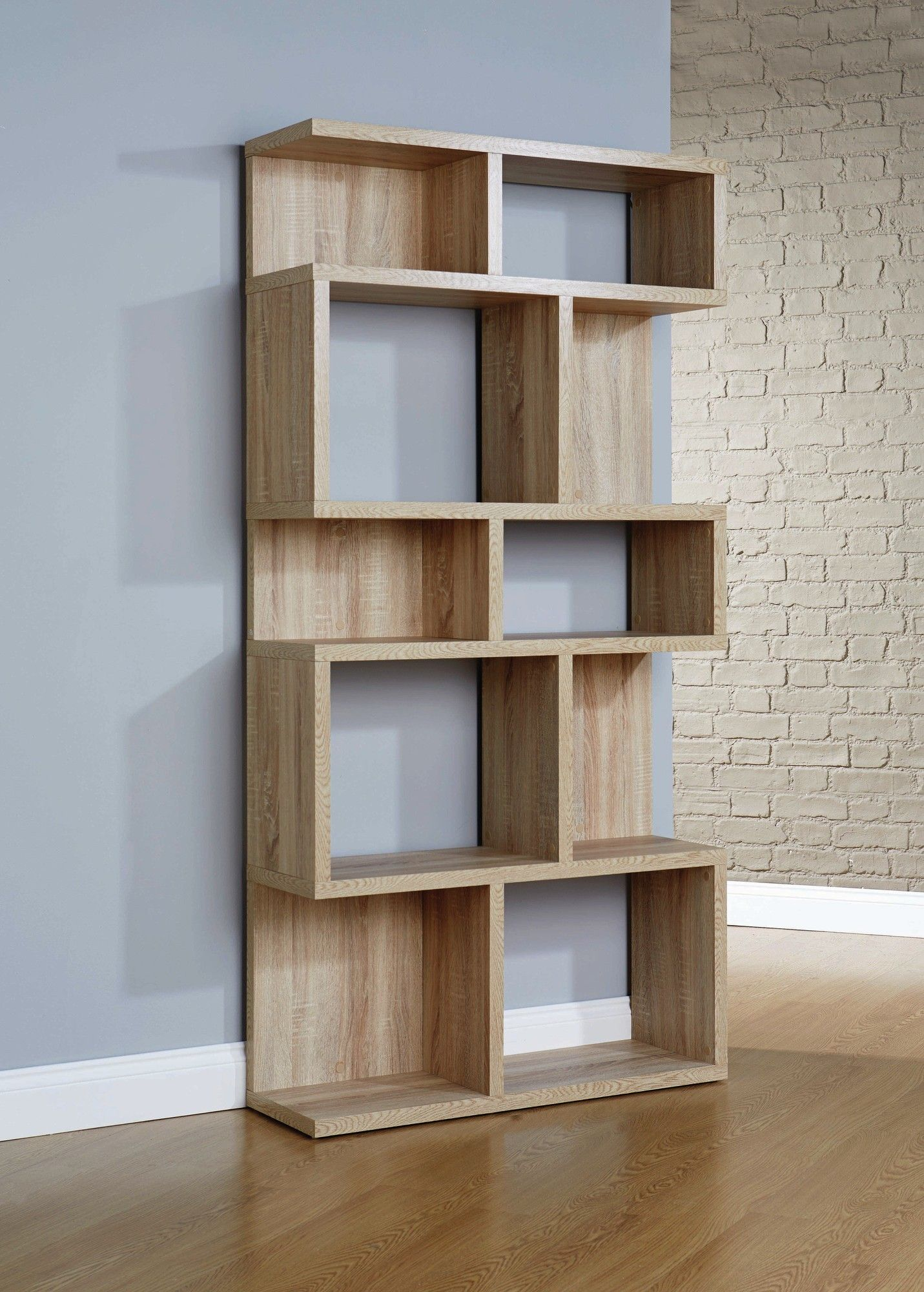 pembroke display unit home decor pinterest display shelves pembroke display unit bookcase 5 shelves wood oak veneer modern by mountrose