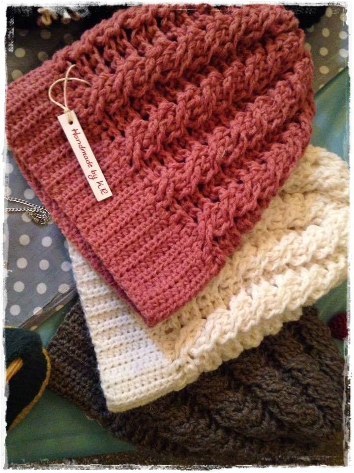 Handmade beanies... #handmade #hat #beanie #worm #winter #moher #love