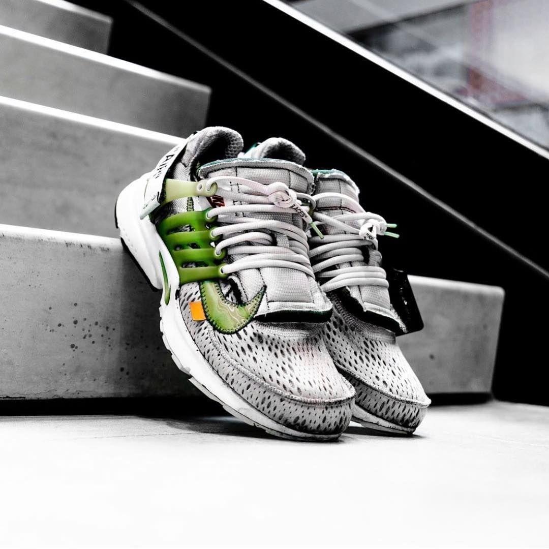 d8c15e49793f OFF WHITE x Nike Presto Custom 📸 by  visualphilly    damn b  nike ...