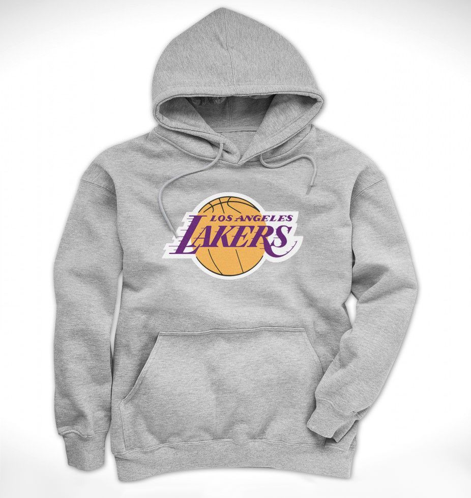 7d200ef002 LA Lakers NBA Basketball Team Logo Hoodie | Clothes/outfits ...