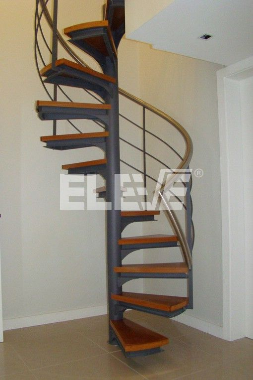 Escalera caracol buscar con google escaleras - Escaleras de caracol de madera ...