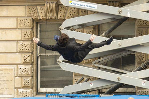 Benedict Cumberbatch - Benedict Cumberbatch Films in London