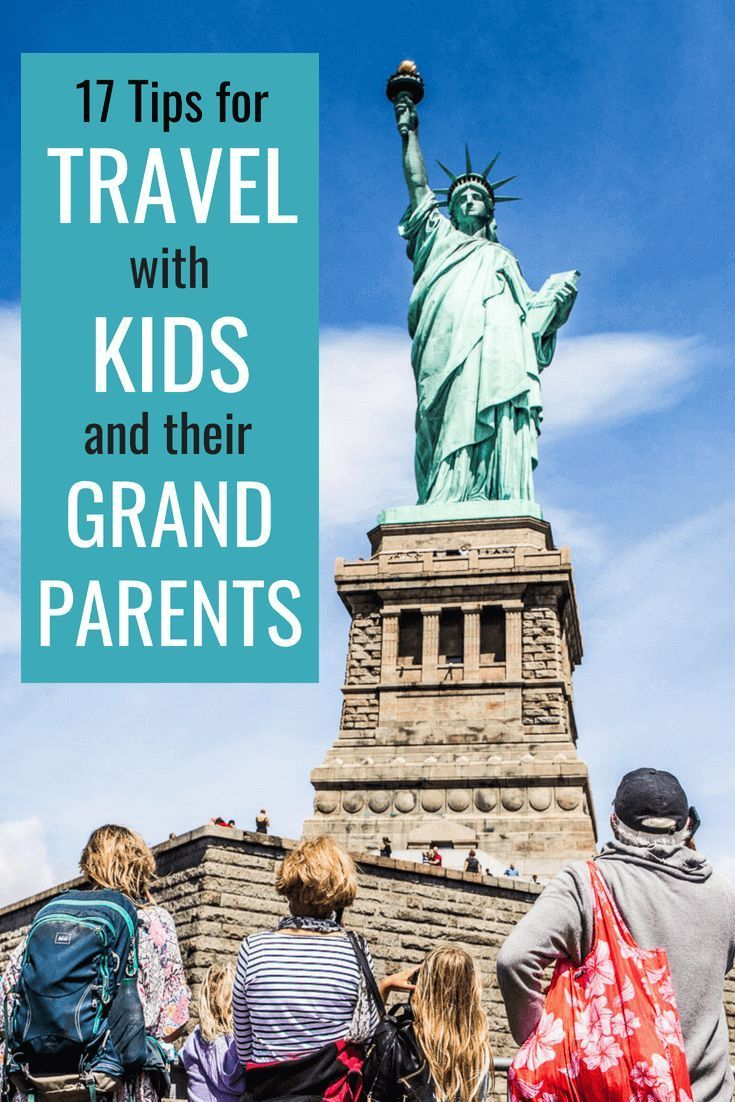 17 Family Vacation Tips for Multi-generational travel ...