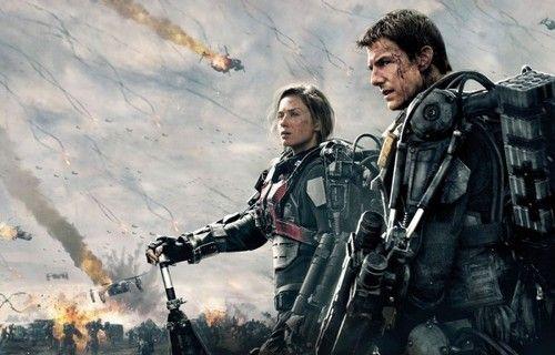 Edge of Tomorrow, es la nueva película protagonizada por Tom Cruise, en la cual tiene la habilidad de revivir y así poder corregir los errores que lo llevaron a su muerte.