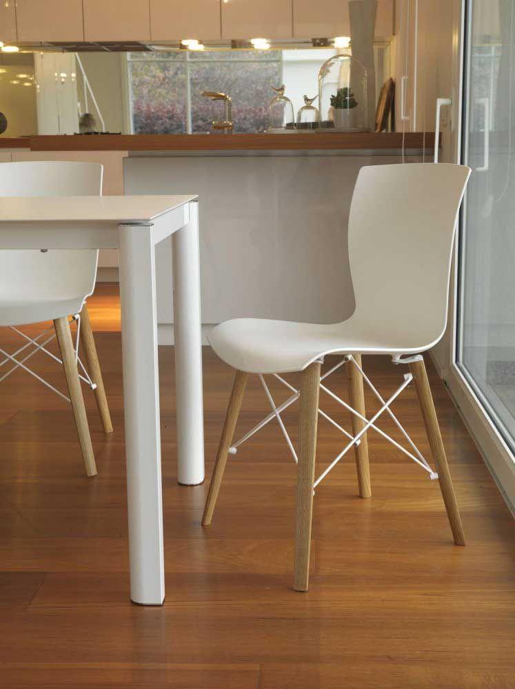 Rap Wood Colico Chair Tafel En Stoelen Interieur Stoelen