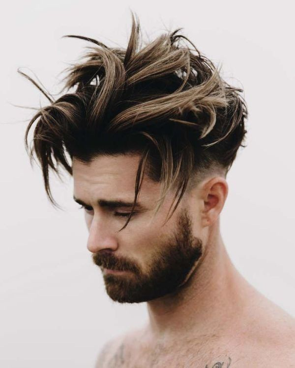 50 Hottest Hair Color Ideas For Men In 2020 Pouted Com Men Hair Color Medium Hair Styles Long Hair Styles Men